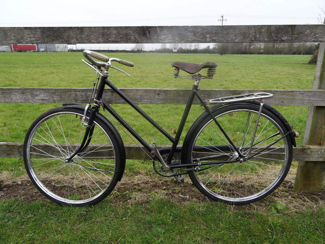 Ladies High Nelly Bicycle for sale