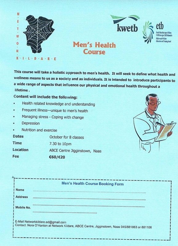 Mens Health Course